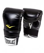 Перчатки снарядные 4315SMU, к/з, черные/белые/желтые