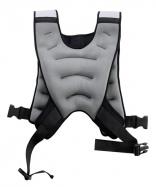 Жилет-утяжелитель WT-301, серый, 10 кг