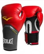 Перчатки боксерские Pro Style Elite 2110E, 10oz, к/з, красные