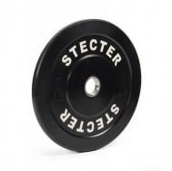 Каучуковый диск для штанги 5 кг черный