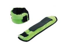 Спортивные утяжелители для ног, 2х1,5 кг