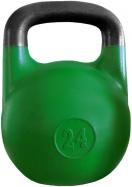 Гиря соревновательная 24 кг Зеленая