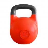 Гиря соревновательная 32 кг Красная