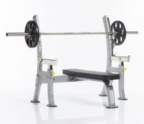 Олимпийская скамья для жима штанги лежа, COB-400TF