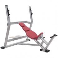Наклонная скамья для жимаWP-0650