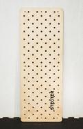 Доска для скалолазания Пегборд 240х90 см