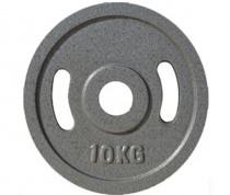 Диск JOHNS металлический, d51мм. 10 кг., серый