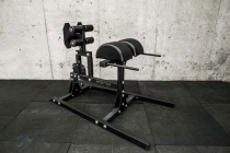 Тренажер для разгибания спины Гиперэкстензия / Римский стул (GHD)