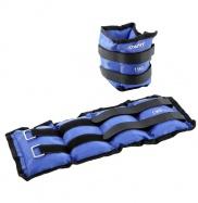 Утяжелители WT-401 1,5 кг, синий