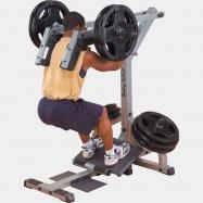 Тренажер Голень стоя со свободным весом Body Solid GSCL360