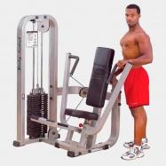 Блочный тренажер Жим от груди Body Solid ProClub SBP-100