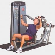 Блочный тренажер Жим от груди и плеч Body Solid ProDual DPRS-SF