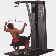 Блочный тренажер Вертикально-горизонтальная тяга Body Solid ProDual DLAT-SF