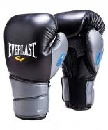 Перчатки боксерские Protex2 GEL, 12oz, к/з, черные