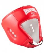 Шлем открытый RV- 302, к/з, красный