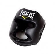 Шлем закрытый Martial Arts full face 7420LXLU, L/XL, к/з, черный