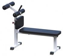 AR028 Тренажер для пресса и спины Римский стул