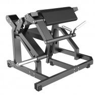 Тренажер Бицепс-машина сидя со свободным весом 970