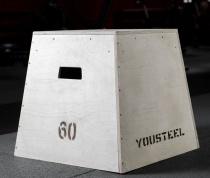 Тумба трапециевидная 60 см Yousteel