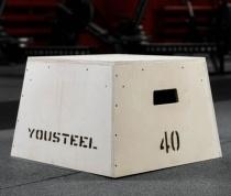 Тумба трапециевидная 40 см Yousteel