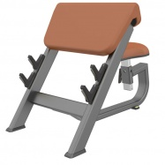 Скамья для бицепса с сиденьем. Скамья Скотта E-1044В