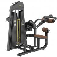 Блочный тренажер Пресс машина/Разгибание спины E-1088
