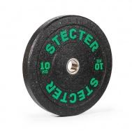 Бамперный диск для штанги 10 кг HI-TEMP