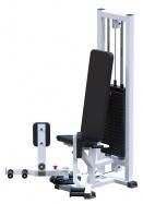 AR038 Грузоблочный тренажер Сведение ног