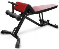 Скамья для скручивания с переменным углом (Римский стул с переменным углом) MB Barbell MB 2.28
