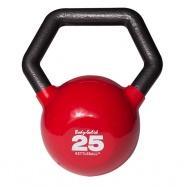 Обрезиненная гиря для тренировок в кроссфите 11,3 кг KETTLEBAL