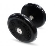"""Гантель черная """"Классик"""" 12 кг МВ Barbell MB-FdbEM-B12"""