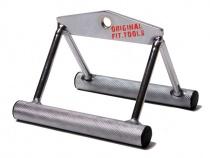 Рукоятка для тяги к животу (узкий параллельный хват) облегченная