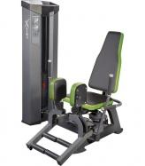 Тренажер для приводящих и отводящих мышц бедра сидя ХR109