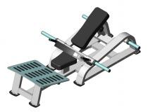 Тренажер Ягодичный мостик на свободных весах V226