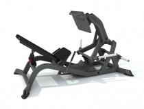 Тренажер Жим ногами на свободных весах X-LINE X202M