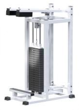 AR022.1 Тренажер для ног Голень-машина (стек 100 кг)