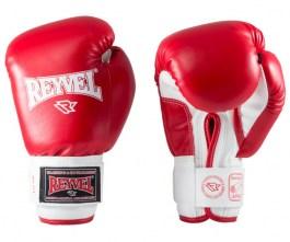 Перчатки боксерские RV-101, 14oz, к/з, красные
