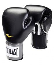Перчатки боксерские Pro Style Anti-MB 2312U, 12oz, к/з, черные