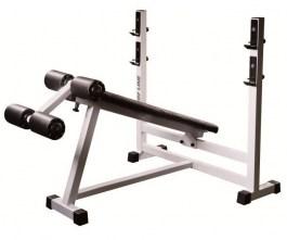 Prof Line SТ-306 Наклонная скамейка для жима под отрицательным углом