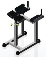 Prof Line Lite FT-334 Тренажер для спины Обратная гиперэкстензия
