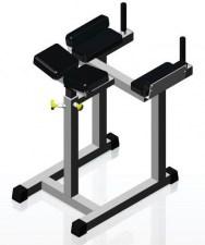 Prof Line SТ334 Тренажер для спины Обратная гиперэкстензия