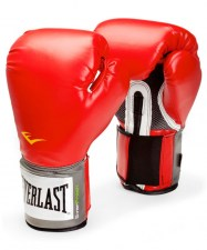 Перчатки боксерские Pro Style Anti-MB 2110U, 10oz, к/з, красные