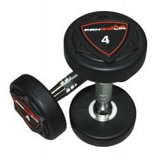 PANGOLIN DB006PU - Гантели круглые полиуретановые от 32.5 до 40 кг