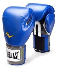 Перчатки боксерские Pro Style Anti-MB 2214U, 14oz, к/з, синие