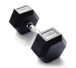 Гантель гексагональная 32,5 кг профессиональная