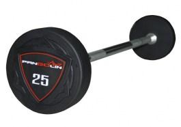 PANGOLIN FB006PU - Штанги фиксированные полиуретановые круглые от 10 до 50 кг