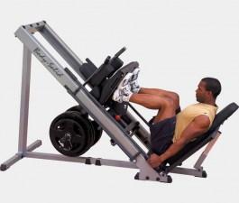 Тренажер Жим ногами со свободным весом Body Solid GLPH1100
