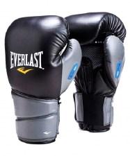 Перчатки боксерские Protex2 GEL, S/M, к/з, черные