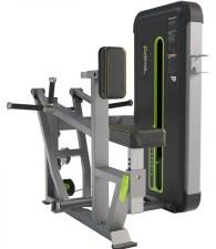 Блочный тренажер Гребная тяга с упором на грудь ZS29