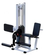 AR041 Тренажер Разгибание ног сидя + сгибание стоя (стек 100 кг)